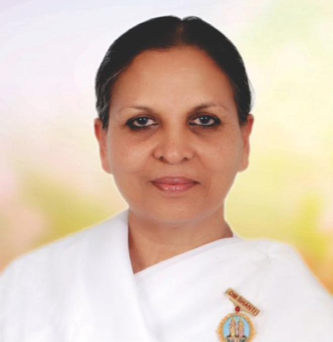 BK Gita Patel