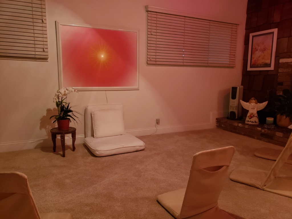Seal Beach Center Meditation Room